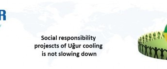Social Responsibility Projects of Ugur Cooling is not Slowing Down