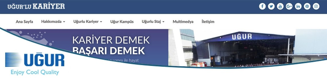 uğur campus site merged with uğurlu kariyer site