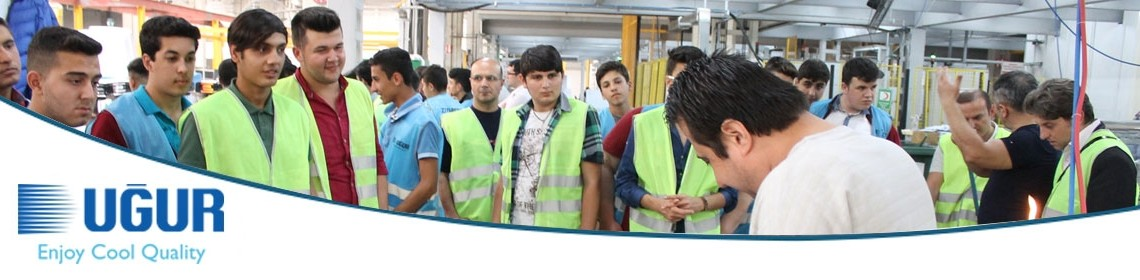 uğur cooling has hosted students