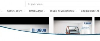 Ugur Media Web Site is Renewed